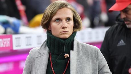 Kathleen Krüger ist die Teammanagerin des FC Bayern.