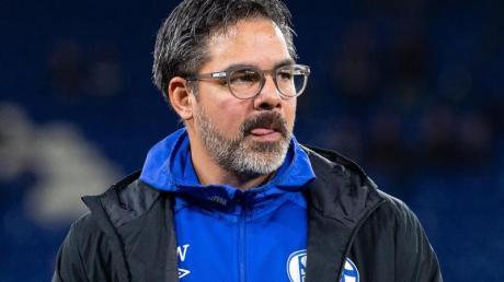 Mit Schalke unter Erfolgsdruck: Trainer David Wagner.