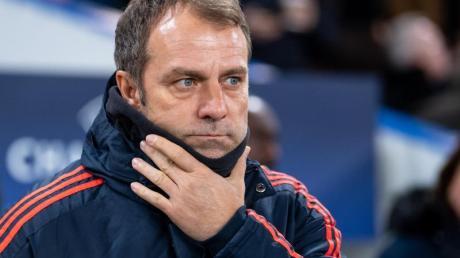 Hat mit dem FC Bayern den FCAugsburg zu Gast: Hansi Flick.