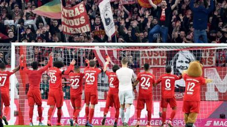 Der FC Bayern München startete Aktionen für Toleranz.