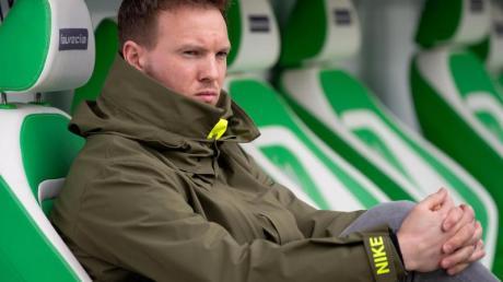 Verschwendet derzeit keinen Gedanken an die Meisterschaft: Leipzig-Coach Julian Nagelsmann.