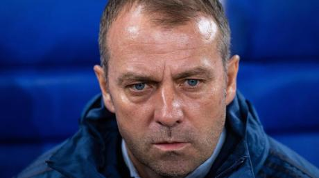 NAch Ansicht von Bayerns Trainer Hans-Dieter Flick braucht ein Trainer ein Einspruchsrecht bei Transfers.
