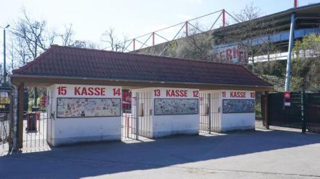 Trotz verschlossener Stadiontore gibt es bei Berlin virtuelle Spieltagsatmosphäre für die Union-Fans.