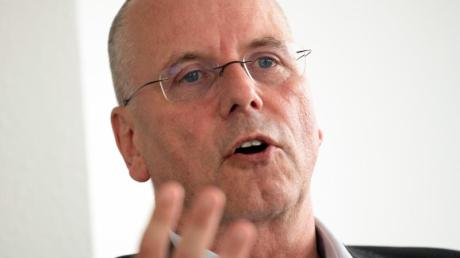 Thomas Röttgermann, Vorstandsvorsitzender des Fußball-Bundesligisten Fortuna Düsseldorf.