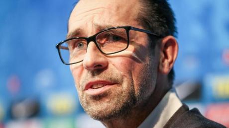 Michael Preetz, Geschäftsführer des Bundesligisten Hertha BSC.