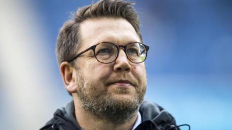 Martin Przondziono, Sport-Geschäftsführer des SCPaderborn.