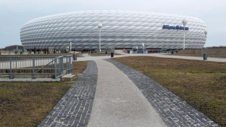 Ursprünglich hätte das Team des FC Bayern München wieder trainieren sollen.