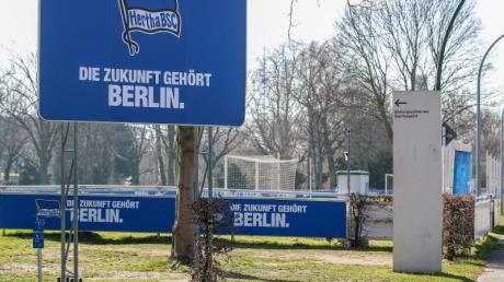Hertha BSC hat bis zum 3. April Betriebsferien angeordnet.