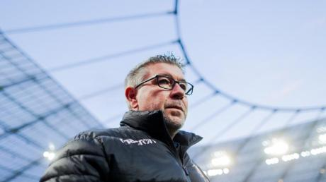 Union-Coach Urs Fischer lässt seine Spieler weiter individuell trainieren.