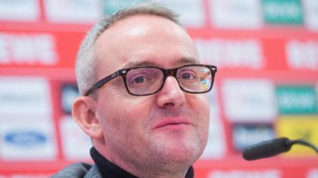 Alexander Wehrle ist der Geschäftsführer des 1. FC Köln.