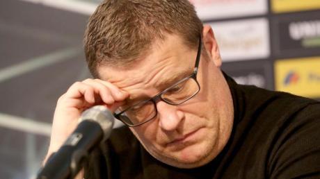Sieht Borussia Mönchengladbach der Corona-Krise gewachsen: Sportdirektor Max Eberl.