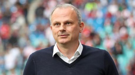 Jochen Schneider, Sportvorstand beim FCSchalke 04.
