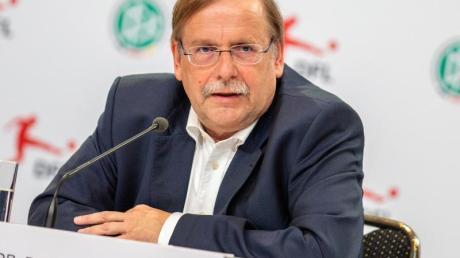 Warnt vor unseriösen Prognosen in der Corona-Krise: DFB-Vizepräsident Rainer Koch.