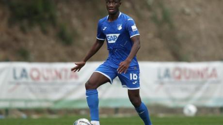 Diadie Samassékou spielt in der Bundesliga für die TSG 1899 Hoffenheim.