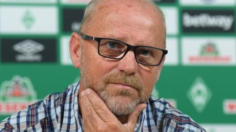 Thomas Schaaf zweifelt an möglichen Veränderungen in der Fußbal-Welt nach der Corona-Krise.