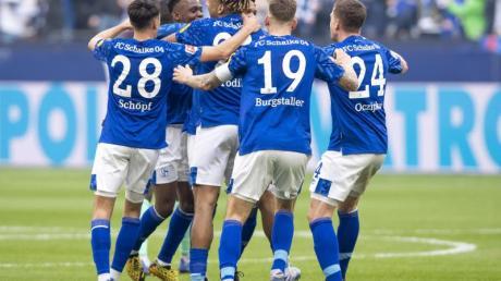 Auch die Schalker Spieler verzichten auf Gehalt.