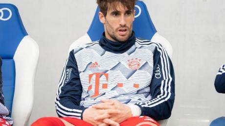 Hilft in München beim Einkaufen: Bayern-Profi Javi Martinez.