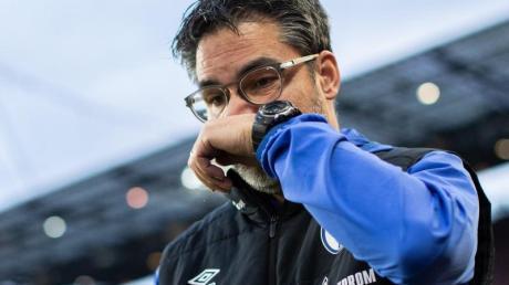 Sieht die Corona-Krise als Chance: Schalke-Coach David Wagner.