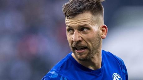 Findet einen Tag mit seiner Tochter «anstrengender als manchmal zwei Mal Training»: Schalke-Profi Guido Burgstaller.