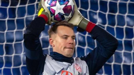 Befindet sich in Verhandlungen um die Vertragsverlängerung beim FC Bayern München: Torwart Manuel Neuer.