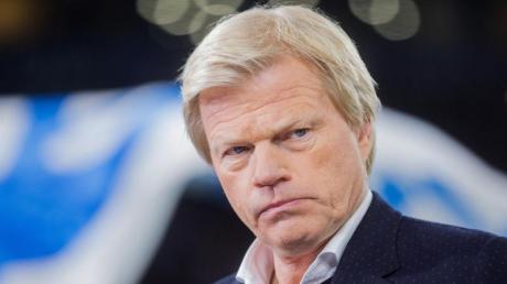 Oliver Kahn soll im Januar 2022 Karl-Heinz Rummenigge als Vorstandsvorsitzender des FC Bayern ablösen. Nun steht er schon frühzeitig in der Verantwortung.