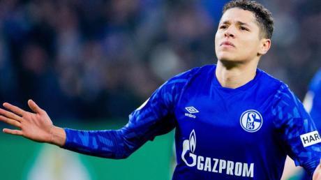 Ist von seinem Verein FC Schalke 04 mit einer empfindlichen Geldstrafe belegt worden: Amine Harit.