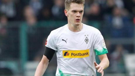 Matthias Ginters Vertrag bei Borussia Mönchengladbach läuft noch bis zum Sommer 2021.