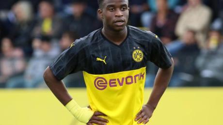 Dortmunds Youssoufa Moukoko gilt als Super-Talent.