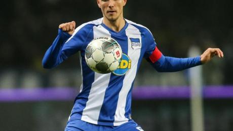 Niklas Stark kann wieder ins Hertha-Training einsteigen.