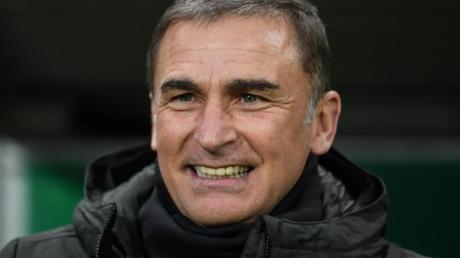Hält Bruno Labbadia als Trainer von Hertha BSC für den Richtigen: U21-Trainer Stefan Kuntz.