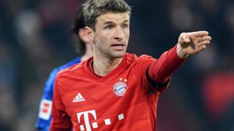«Es ist völlig klar, dass der Fußball sich nahezu allen Regeln unterwerfen würde, die nötig sind, um zu spielen», sagt Thomas Müller.