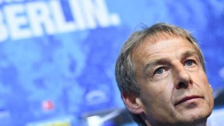 Jürgen Klinsmann hat bei Hertha BSC wenig Freunde hinterlassen.