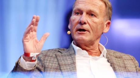 Man müsse wieder «puristischer werden», meint Hans-Joachim Watzke.