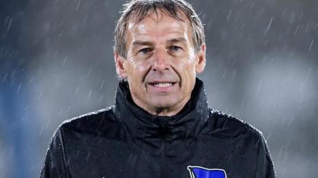 Sorgte mit seinem Abgang als Hertha-Coach für Gesprächsstoff: Jürgen Klinsmann.