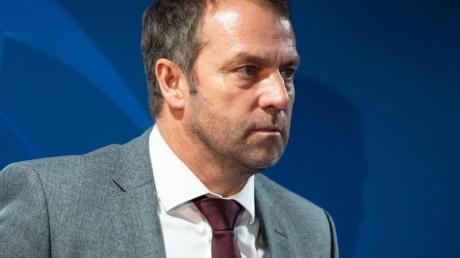Wurde als Spieler einst von Jupp Heynckes gefördert: Bayern-Trainer Hansi Flick.