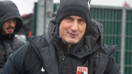 Heiko Herrlich trainiert jetzt den FC Augsburg.