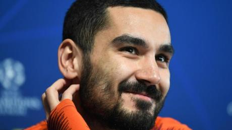 Wird den Bundesliga-Re-Start im TV verfolgen: ManCity-Profi Ilkay Gündogan.
