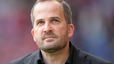 Einst beim FC Augsburg, jetzt beim DFB: Manuel Baum.