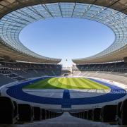 Hertha BSC möchte raus aus dem Olympiastadion und in einer reinen Fußball-Arena spielen.