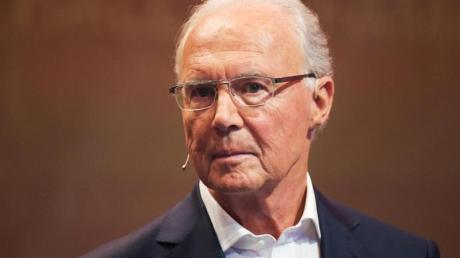 Freut sich auf das Bundesliga-Topspiel: Franz Beckenbauer.