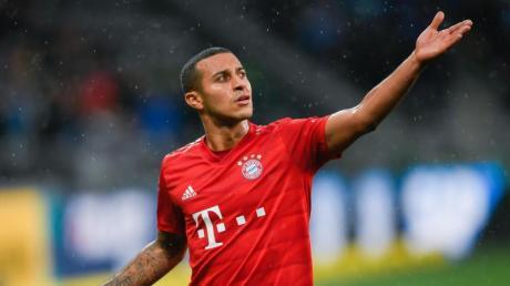 Thiago soll im Visier des FC Liverpool stehen, ein Abschied vom FC Bayern zum Saisonende ist denkbar.