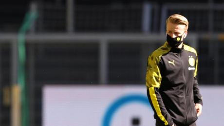 Ist ins Mannschaftstraining beim BVB zurückgekehrt: Marco Reus.