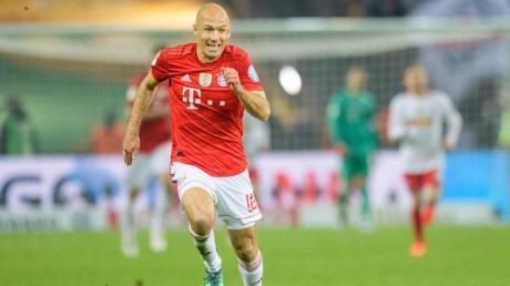Arjen Robben hatte kurz ein Comeback erwogen.
