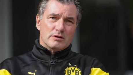 Steht vor einer komplizierten Kaderplanung:BVB-Sportdirektor Michael Zorc.