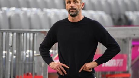 Will mit Gladbach mehr als nur die Europa League: Trainer Marco Rose.