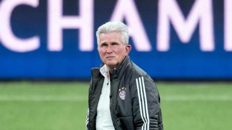 Ex-Bayern-Trainer Jupp Heynckes lobt Hansi Flick.