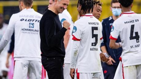 Der FSV Mainz 05 hat seinen klaren Anti-Rassismus-Kurs verteidigt.