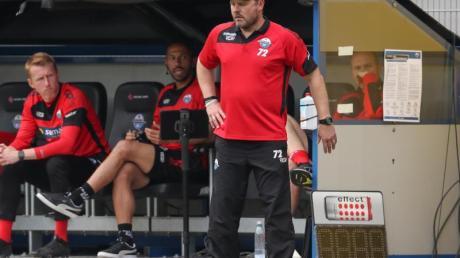 Will gerne in Paderborn bleiben: Trainer Steffen Baumgart.