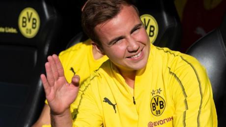 Mario Götze wird Borussia Dortmund nach dieser Saison definitiv verlassen.