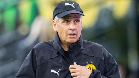 Bleibt BVB-Trainer und hat ohnehin noch einen Vertrag bis 2021: Lucien Favre.